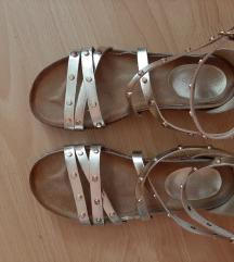 Mass zlatne sandale - 38