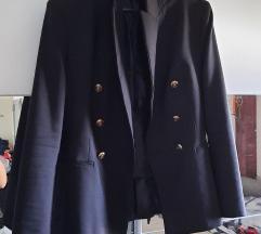 Zara crni sako%