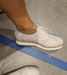 Fine cipele kozne oksfordice