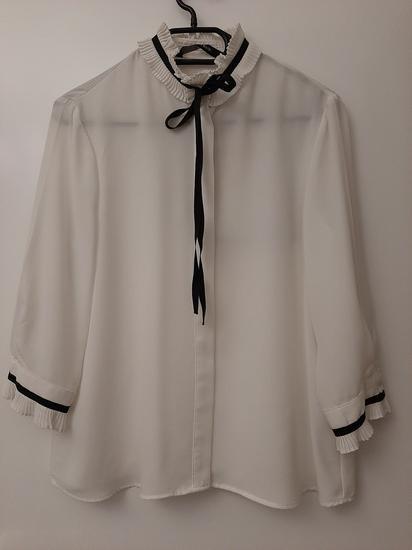 Zara košulja s mašnom