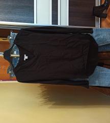 Crna bluza/košulja