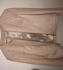 Stefanel prljavo roza jakna
