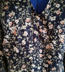 Cvjetna plava košučja, ZARA, M