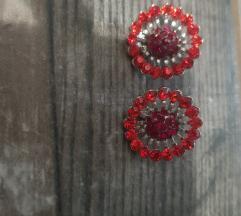 Crvene kristalne nausnice nasljedstvo