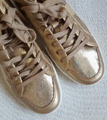 🖤 NOVE zlatne tenisice 39