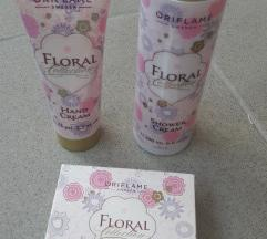 ORIFLAME floral collection