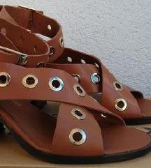 ❤️ RIVER ISLAND nove kožne sandale ❤️