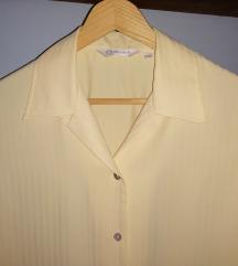 MODEA nježno žuta košulja 38/40