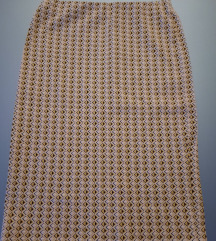 Zara uska suknja
