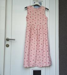 Samtana haljina