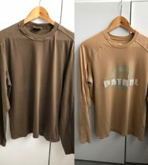 Muške dizajnerske majice L/XL 1+1 GRATIS