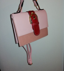 Pink&Red torbica