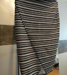 -30 % NOVA BooHoo midi suknja