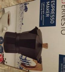 Kuhalo za espresso kavu/mokka