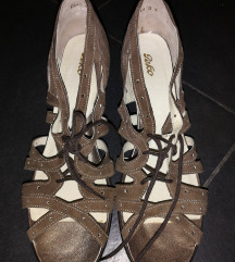 SADA 60KN! Nove Peko maslinaste sandale