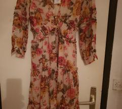 Cvijetna haljina m