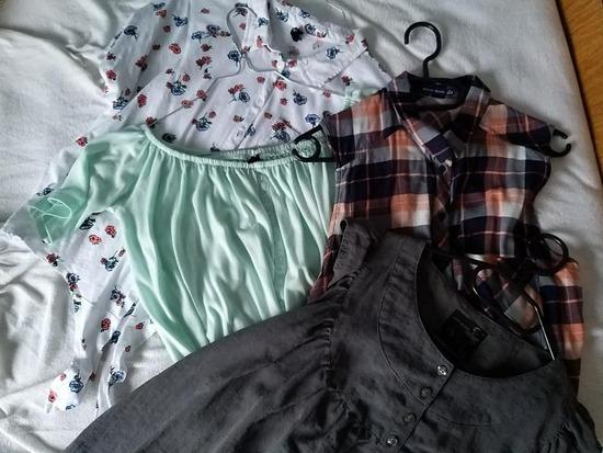 Lot ljetnih bluzica
