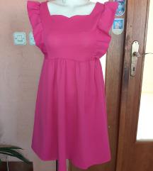 Nova roza haljina s etiketom