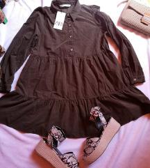 predimezionirana haljina Zara L