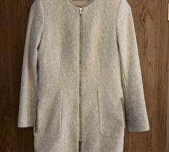 Zara sivi kaputić