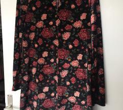 Tezenis baršun haljina