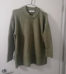 Zara debeli pulover