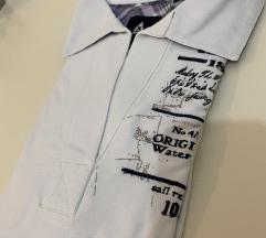 Gaastra bijela majica na V-izrez