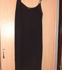 Prodajem crnu haljinu Msssimo Dutti