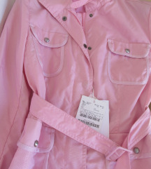 Marella roza parka 36-38