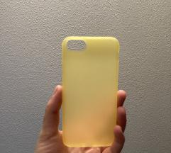 Zuta maskica za Iphone6/7/8