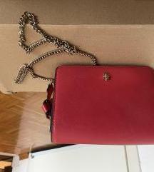 Crvena mala torbica ZARA