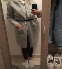 Sivi kaput/vesta