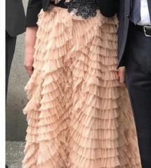 Alex Dojcinovic haljina i remen