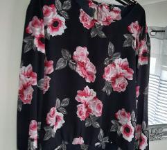 Cvjetna h&m bluza%