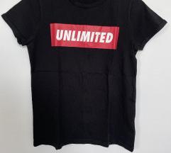 T-shirt crna majica