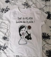 Majica za djevojacku vel L