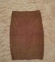 Pencil suknja