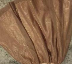 Ružičasta suknja od tila