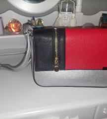 Trobojna torbica