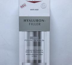 Eucerin Hyaluron Filler Noćni piling i serum