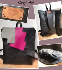 Novi ruksak / ručni rad