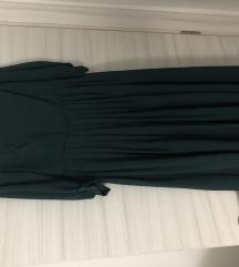 Duga haljina bez ramena