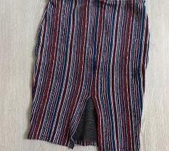 Zara pencil suknja L
