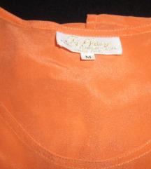 Bluza-topić od prave svile