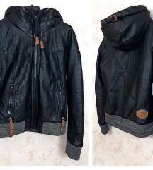 Naketano - nova leather jacket - 38