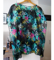 Prozračna majica/tunika