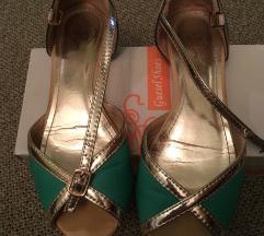Zelene sandale 37