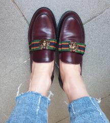 Snizeno kozne cipele