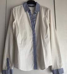Zara bijelo-plava kosulja 👔