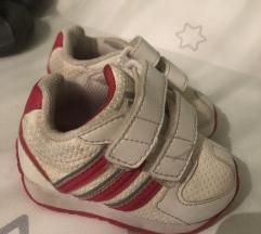 Adidas tenisice za djevojčice broj 18